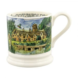 Emma Bridgewater Landscapes Of Dreams Cotswolds 1/2 Pint Mug