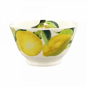 Emma Bridgewater Vegetable Garden Lemons Small Old Bowl