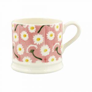 Emma Bridgewater Pink Daisy Small Mug