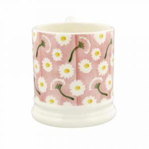 Emma Bridgewater Pink Daisy 1/2 Pint Mug