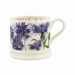 Emma Bridgewater Flowers Cornflower Small Mug