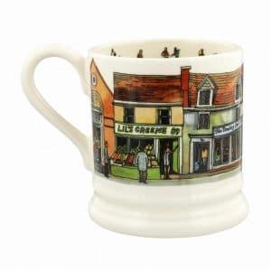 Emma Bridgewater Market Town 1/2 Pint Mug