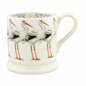 Emma Bridgewater Birds Stork 1/2 Pint Mug