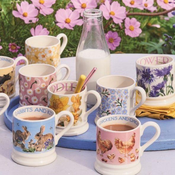 Emma Bridgewater British Made Pottery