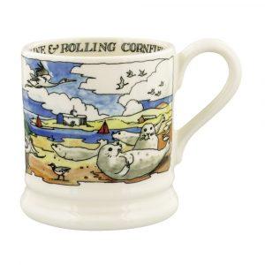 Emma Bridgewater Landscapes Of Dreams Norfolk Coast 1/2 Pint Mug