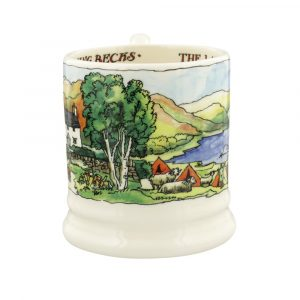 Emma Bridgewater Landscapes Of Dreams The Lake District 1/2 Pint Mug