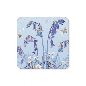 Bluebells Coaster - Made in the UK