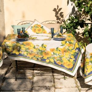 Estruscan Garden Tablecloth