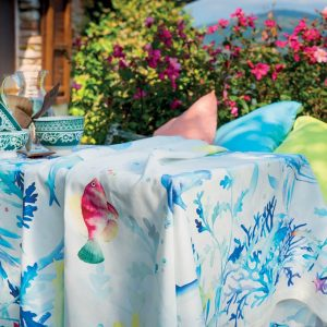 Marea Tablecloth Made in Italy