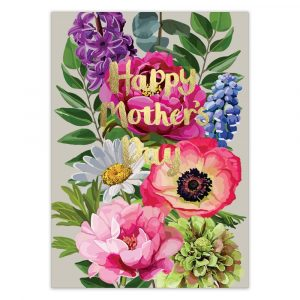 Happy Mother's Day Greetings Card by Sarah Kelleher (UK)