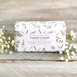 Eucalyptus Mint Linen Soap by Toasted Crumpet