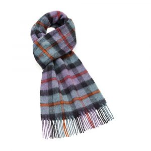 Elstow Scarf - Thistle - Bronte by Moon