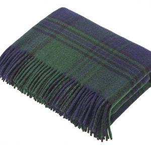 The Three Peaks Blankets Cairngorm Bronte by Moon