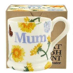 Emma Bridgewater Dandelion Mum 1/2 Pint Mug