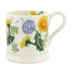 Emma Bridgewater Dandelion 1/2 Pint Mug