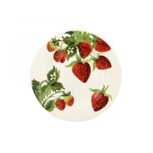 "Emma Bridgewater Fruit Garden Strawberries 6 1/2"" Plate"