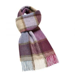Pately Scarf - Pink - Bronte by Moon